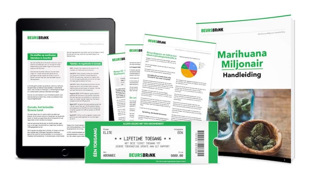 Aandelen marihuana